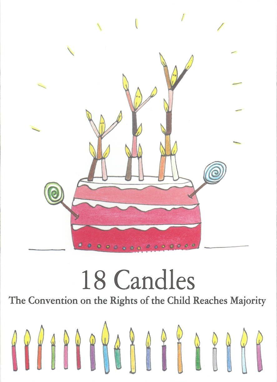 18 Candles The Convention On Rights Of Child Reaches Majority